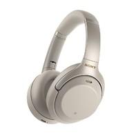 SONY 索尼 WH-1000XM3 蓝牙降噪耳机 官翻版