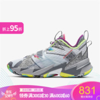 胜道运动NIke  耐克 JORDAN WHY NOT ZER0.3 PF 男子篮球鞋 CD3002 CD3002-100