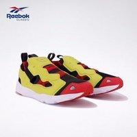 Reebok官方 运动经典FURYLITE 3.0 男女经典鞋 JQ487 FU9080_白色 42