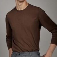 Massimo Dutti  00931307717 男士针织衫