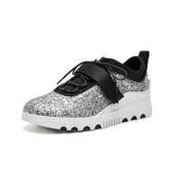 澳洲雪地靴品牌Everugg春夏新款女鞋格利特亮片运动鞋324004