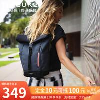 预售-TIMBUK2美国天霸 TUCK卷口双肩包男女背包运动休闲包商务大容量包15.6英 MiniTuck朝霞色