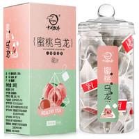中闽飘香 蜜桃乌龙茶