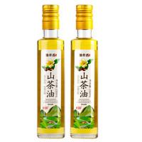 湘纯 油礼相伴礼盒_油米香山茶油250mL*2