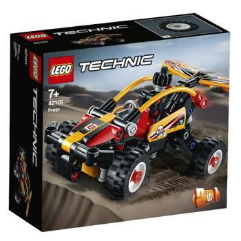 LEGO 乐高  机械组系列 42101 沙滩越野车