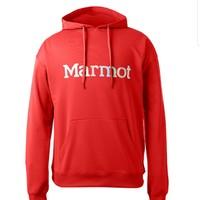 Marmot 土拨鼠 V51257 男士户外运动卫衣