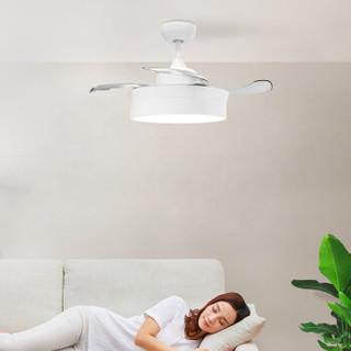 Yeelight逸扬智能风扇吊灯小米A室简约带LED风扇隐形吊扇灯