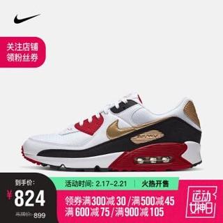 耐克 NIKE AIR MAX 90 男子运动鞋 CU3005 CU3005-171 41