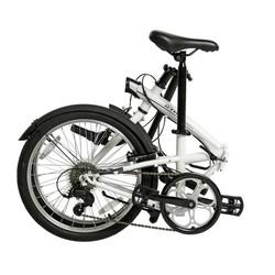 城市自行车运动成人20寸折叠自行车 BTWIN TILT 120