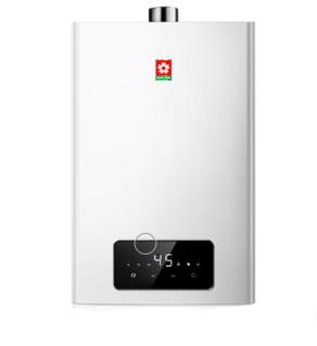 SAKURA 樱花卫厨  JSQ25-L032 燃气热水器 13升 天然气