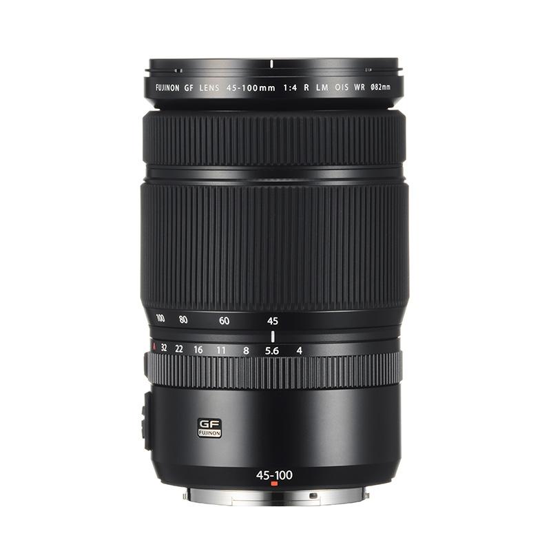 FUJIFILM 富士 GF 45-100mm F4.0 R LM 标准变焦镜头 富士卡口 82mm