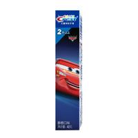 京东PLUS会员: Crest 佳洁士 赛车总动员 儿童防蛀牙膏 香橙味 40g *10件