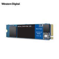 Western Digital 西部数据 500G NVME M.2 2280笔记本台式机SSD固态硬盘