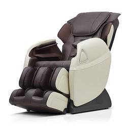 奥佳华(OGAWA)按摩椅家用全自动按摩沙发椅子机械手全身平躺按摩精选推荐7508S摩行者 复古棕 京东仓