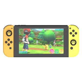 IINE 良值 任天堂Switch Joy-Con手柄摇杆帽猫爪保护套NS配件