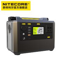 NITECORE 奈特科尔 NPS400户外自驾车载移动220v电源