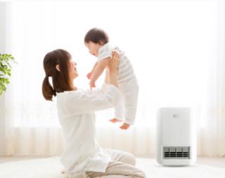 HONOR 荣耀 HF12TB 暖风机 白色