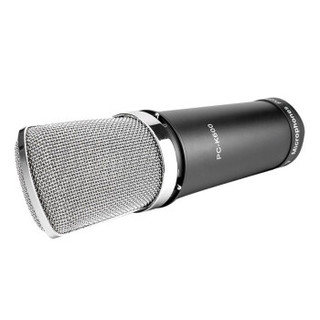 得胜 TAKSTAR PC-K600 专业电容麦克风 电脑录音网络K歌主播手机直播话筒 官方标配