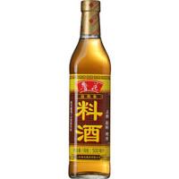 luhua 鲁花 自然香料酒 500ml*4瓶