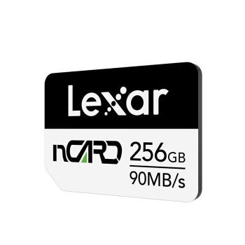 Lexar 雷克沙 nCARD NM存储卡 256GB