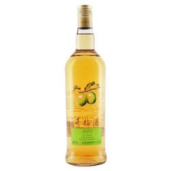 丰收 青梅酒 北京特产 15度 低度甜酒 700ml 果酒 甜酒 *2件