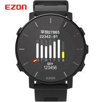 宜准 EZON 光心率手表跑步智能GPS配速手表运动防水T935