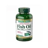 考拉海购黑卡会员 : 自然之宝 Omega-3 深海鱼油软胶囊 1000毫克 100粒 *2件