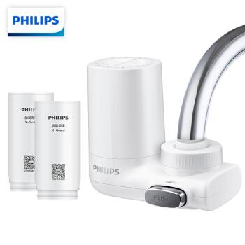 飞利浦(PHILIPS)净水龙头 AWP3600一机三芯套装(含附件) 厨房自来水龙头过滤器