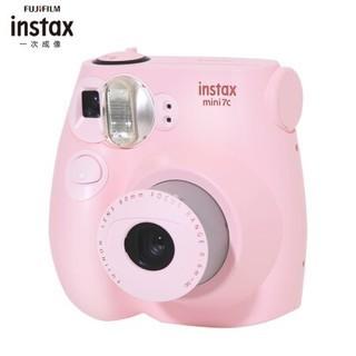 FUJIFILM 富士 instax mini7C 拍立得相机 粉色 + 配件大礼包