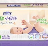 Anerle 安儿乐 薄薄小轻芯系列 通用纸尿裤 M52片