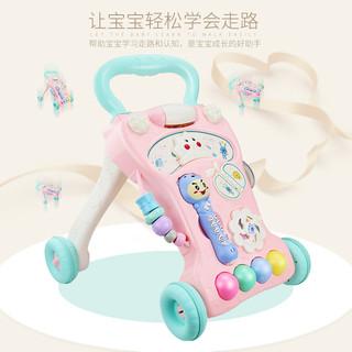 huanqi环奇婴幼儿学步车手推车多功能助步车玩具6-7-18个月