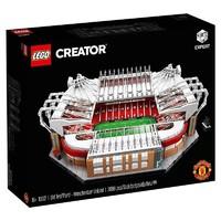 20日0点、黑卡会员:LEGO 乐高 创意高手系列 10272 老特拉福德球场