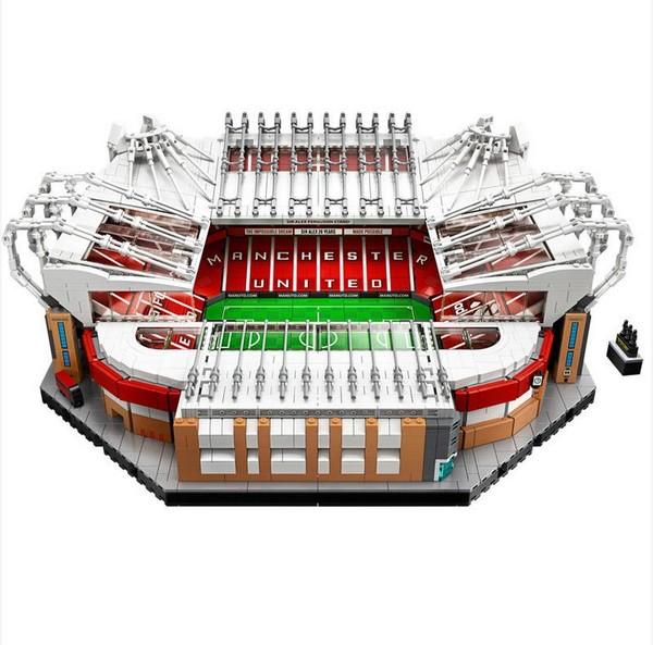 百亿补贴:LEGO 乐高 创意高手系列 10272 老特拉福德球场