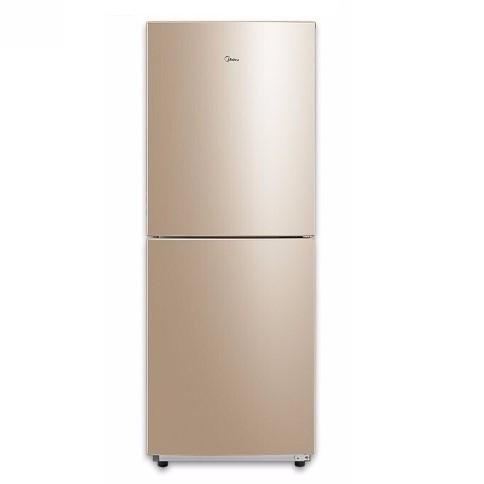 Midea 美的 BCD-172CM(E) 双开门冰箱 芙蓉金