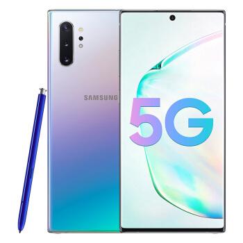 SAMSUNG 三星 Galaxy Note10+ 十周年纪念版 5G版 智能手机 12GB+256GB 全网通 莫奈彩