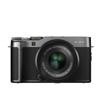 FUJIFILM 富士 X-A7 微单相机 套机(15-45mm)