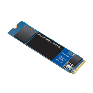 Western Digital 西部数据 SN550 M.2 NVMe 固态硬盘 1TB