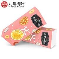 九州树叶 水果茶纯水果茶果干 100g