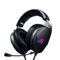 ASUS 华硕 玩家国度 创世7.1 头戴式游戏耳机  黑色