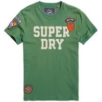 Superdry 极度干燥 Upstate 男士T恤