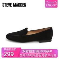 Steve Madden/思美登方头女鞋平底女单鞋懒人鞋女一脚蹬船鞋DORA *2件