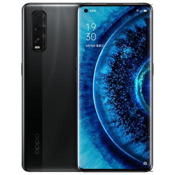 OPPO Find X2 5G智能手机 8GB+128GB 全网通 陶瓷版 夜黑