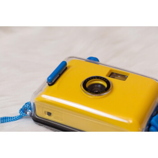 yookdd 尤克达蒂 胶卷相机SNAP研究所 复古傻瓜胶片相机内置胶卷防水ins一次性相机创意礼物