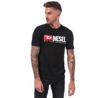 Diesel Mens Just Division T-Shirt 男士T恤