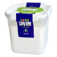 京东PLUS会员:TERUN 天润 润康方桶 老酸奶风味 1kg *8件