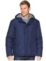 Cole Haan Oxford Rain Zip Front Jacket