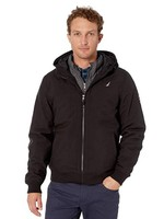Nautica Hooded Softshell Bonded Fleece