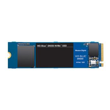 西部数据(Western Digital)250GB SSD固态硬盘 M.2接口(NVMe协议)WD Blue SN550 五年质保 四通道PCIe
