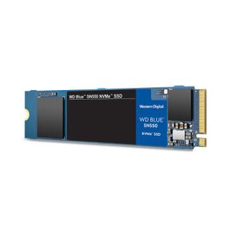 WD 西部数据 Blue SN550 M.2 NVMe 固态硬盘 250GB
