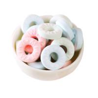 态好吃  圈圈糖 四种花香混合100g